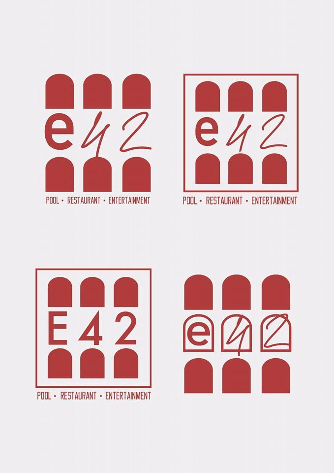 E42 LOGO